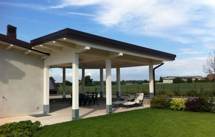 Ampliamento casa miari - Ampliare casa con struttura in legno ...