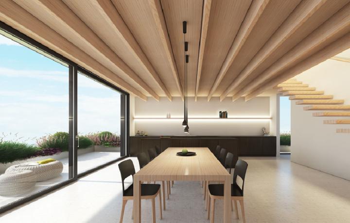 Soffitto In Legno Lamellare : Miari miari strutture in legno coperture in legno solai in